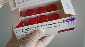 Szwecja. Szczepionka AstraZeneca odpowiednia dla osób powyżej 65 lat