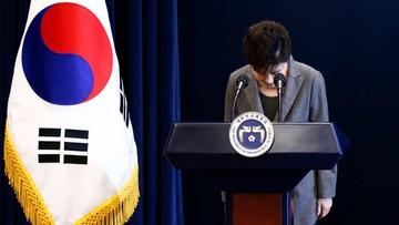"""Prezydent Korei Płd. gotowa do ustąpienia. Mówi jednak o """"planie ostudzenia napięcia w kraju"""""""