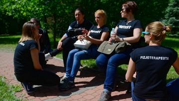"""""""Protest głodowy trwa nadal"""". Fizjoterapeuci po spotkaniu z ministrem zdrowia"""