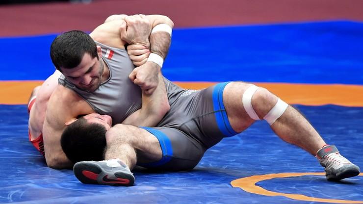 ME w zapasach: Reprezentant Polski będzie walczyć o brązowy medal