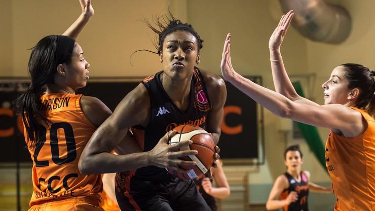 Koszykarka z WNBA zagra w Arce Gdynia