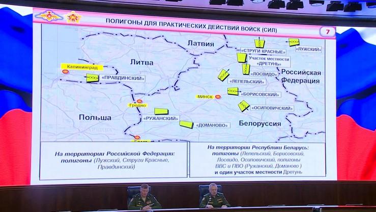 Białorusini żartują z fikcyjnego państwa, które ma zaatakować ich kraj