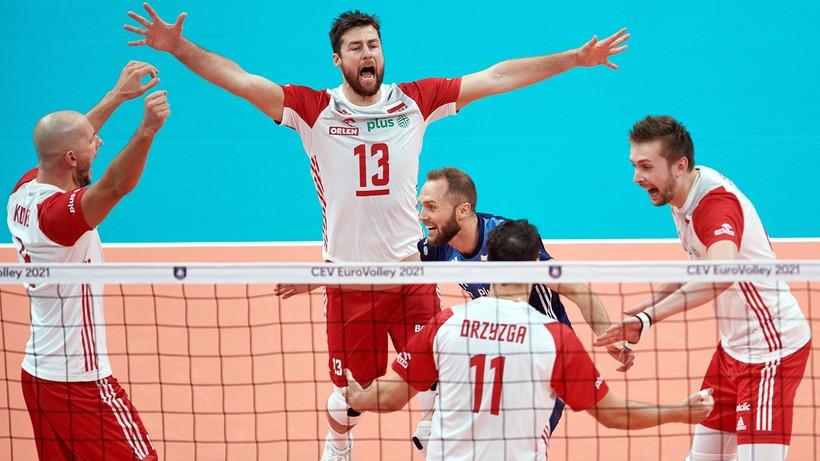ME siatkarzy 2021: Mamy półfinał! Polska pokonała Rosję w trzech setach