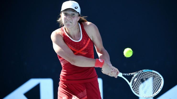 WTA w Adelajdzie: Maddison Inglis rywalką Igi Świątek w drugiej rundzie