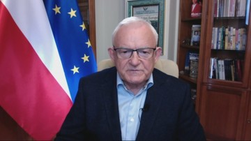 Miller: to nie tak, że UE nie chce dać Polsce pieniędzy. To rząd nie chce ich wziąć
