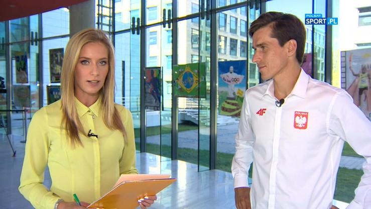 Myszka: Do Rio jadę po medal