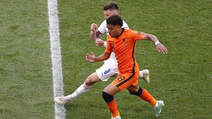 Euro 2020: Niechlubne osiągnięcie Holandii. Chodzi o celne strzały