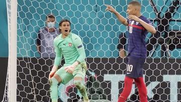 Euro 2020: Mbappe przeprosił kibiców za zmarnowanego karnego