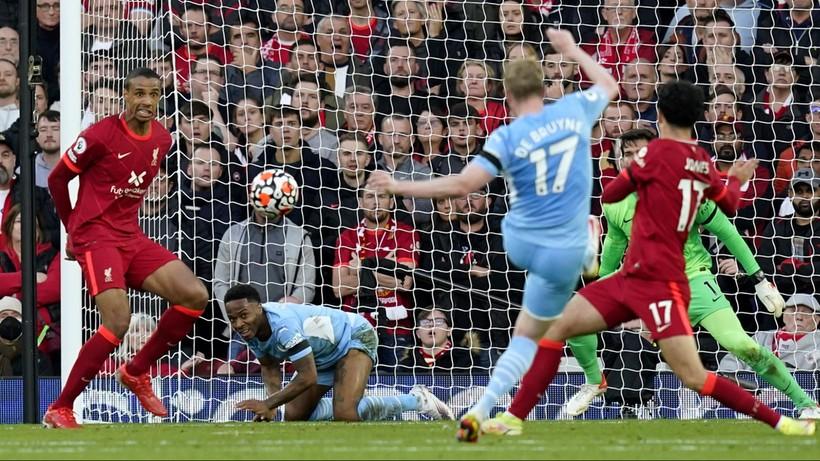 Premier League: Liverpool zremisował z Manchesterem City w hicie kolejki