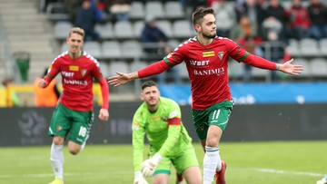 Fortuna 1 Liga: Zagłębie górą w meczu drużyn z dolnej części tabeli