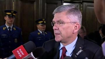 Sejm zamknięty do wtorku. Będzie drugie spotkanie z mediami