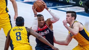 """NBA: Fenomenalny występ """"czarodzieja"""" Russella Westbrooka"""