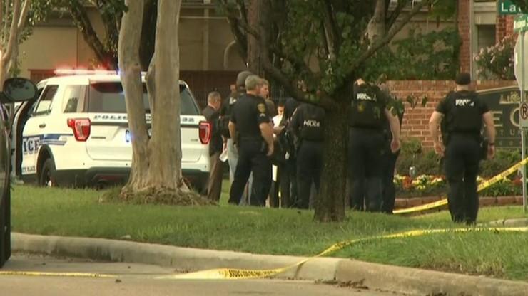 Strzelanina w Houston. Jest kilku rannych, sprawca nie żyje