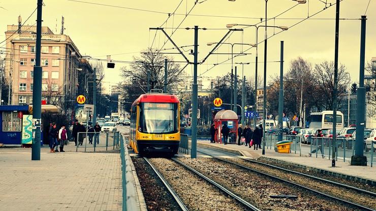 Pobity w tramwaju w Warszawie. Bo mówił po niemiecku