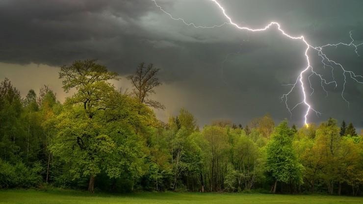 Duchota i gwałtowne burze. Prognoza pogody na wtorek, 22 czerwca