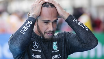 Historyczny wyczyn Hamiltona. Brytyjczyk z setnym pole position