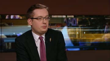 Winnicki: to marszałek Karczewski zaprosił organizatorów Marszu Niepodległości do rozmów