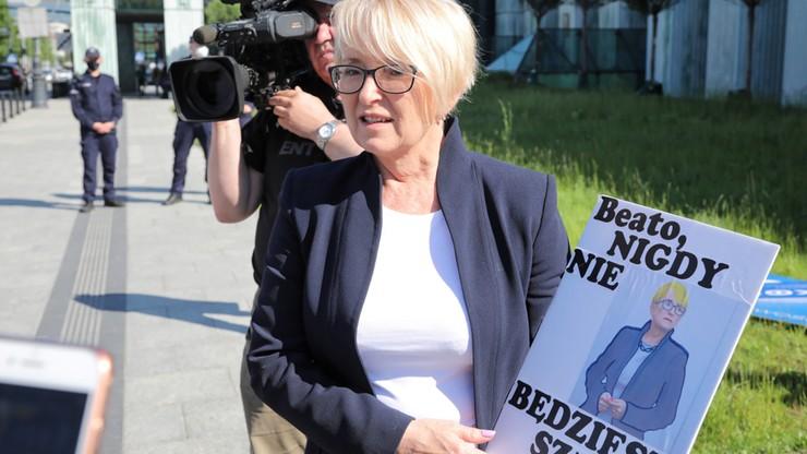 Sędzia Beata Morawiec: wracam do pracy, która jest celem mojego życia