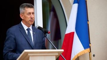 Ambasador Francji wydalony z Białorusi