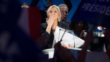 """Le Pen proponuje Francję z granicami, które ochronią obywateli. """"Jestem kandydatką ludu francuskiego"""""""