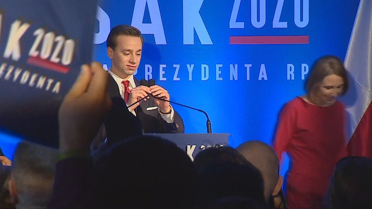 Działacze Konfederacji zaatakowani podczas zbierania podpisów w Poznaniu