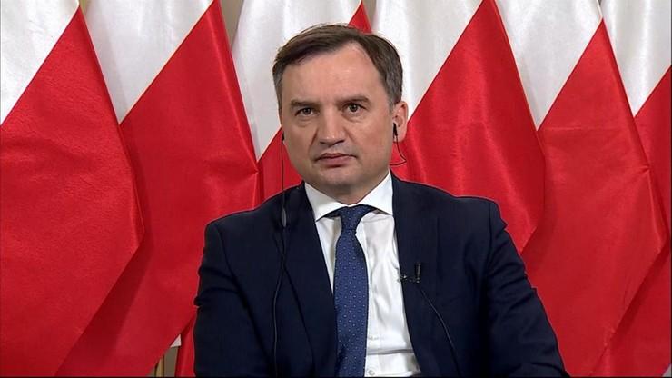 Ziobro: mam trudne relacje z premierem Morawieckim, ale będę go bronić