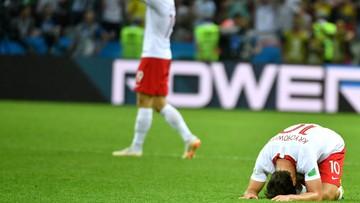 """""""Polska pierwszym wielkim rozczarowaniem Mundialu"""". Media o porażce w meczu z Kolumbią"""