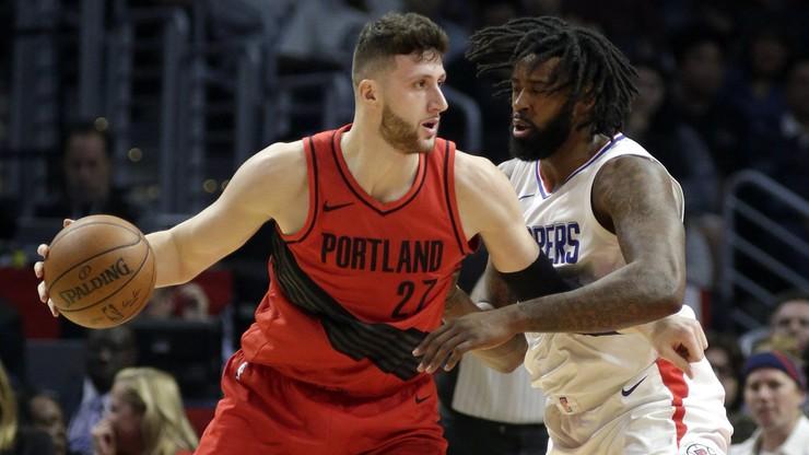NBA: Dziesiąta z rzędu wygrana Trail Blazers