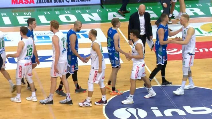 Energa Basket Liga: Enea Zastal BC Zielona Góra nie zwalnia tempa