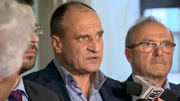 """""""POPiSowym ścierwem jesteście"""". Kukiz po odrzuceniu wniosku ws. przeprowadzenia referendum"""