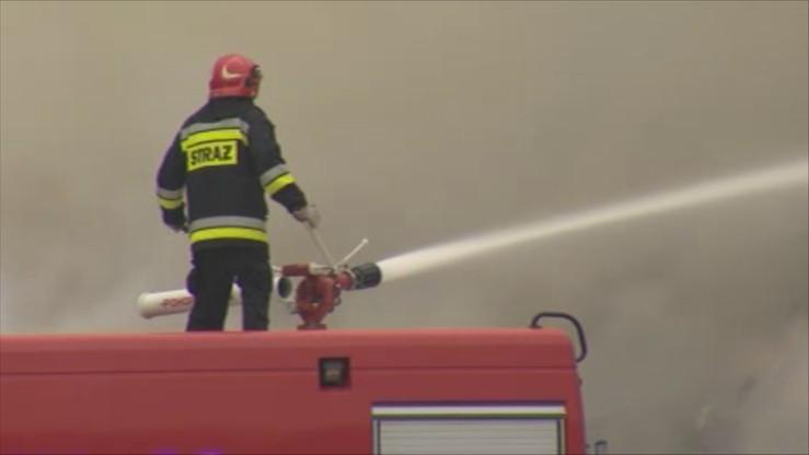 Śląskie: jedna osoba nie żyje a pięć trafiło do szpitala po nocnych pożarach