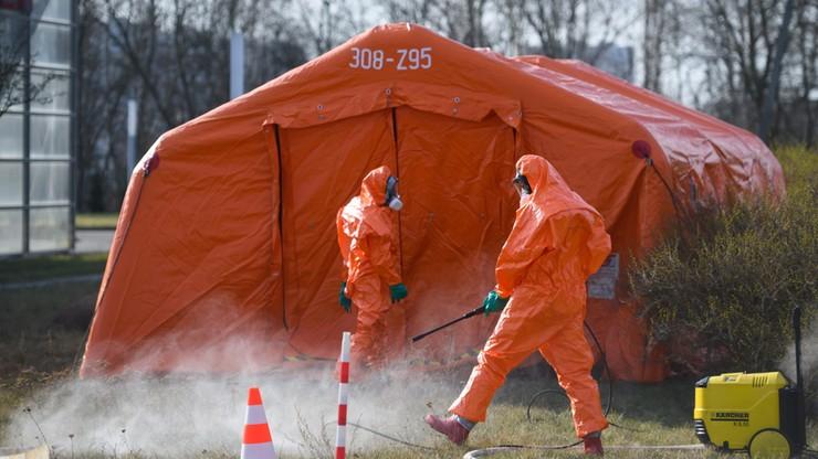 Kilkadziesiąt nowych przypadków koronawirusa w Polsce