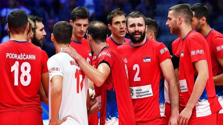 MŚ w siatkówce: Serbia - USA. Transmisja w Polsacie Sport