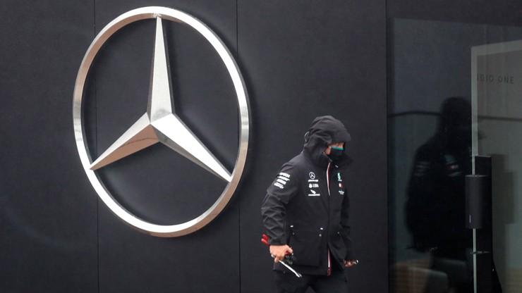 Formuła 1: Drugi przypadek koronawirusa w ekipie Mercedesa
