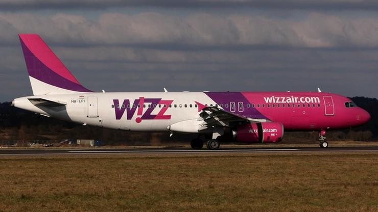 Dwaj Polacy już nigdy nie polecą Wizz Airem. Dostali zakaz, bo źle się zachowywali