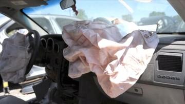 Nawet 90 mln aut może mieć zamontowane wadliwe poduszki powietrzne