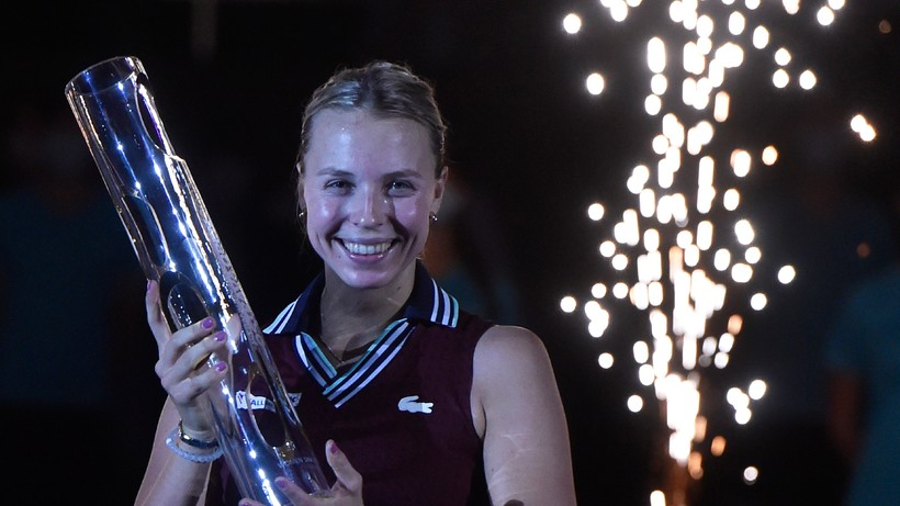 WTA w Ostrawie: Triumf Anett Kontaveit