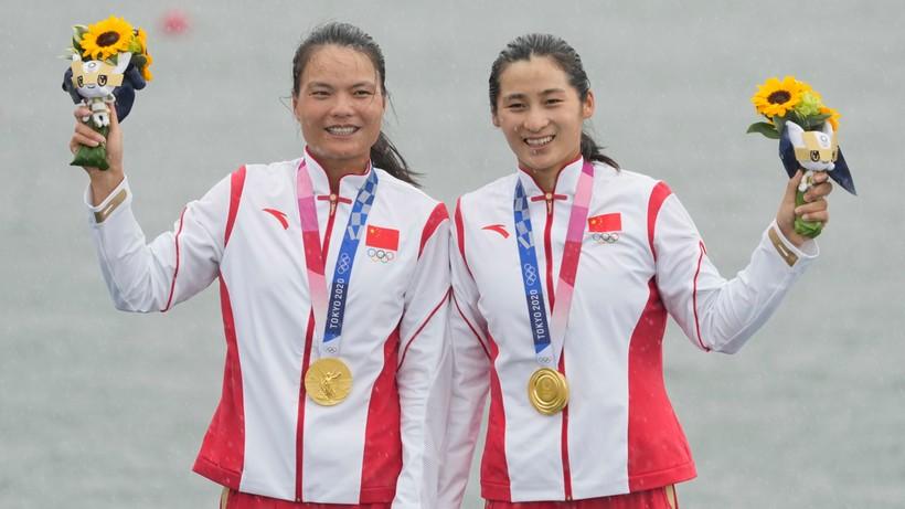 Tokio 2020: Kanadyjkarki z Chin ze złotym medalem w C2 500 m