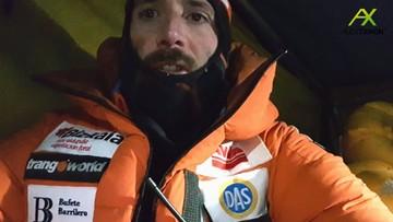"""Alex Txikon zrezygnował z wejścia na Mount Everest. """"Jest bardzo niebezpiecznie"""""""