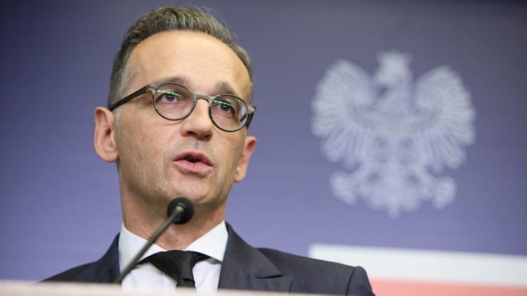 Niemcy nie będą uczestniczyć w ochronie cieśniny Ormuz
