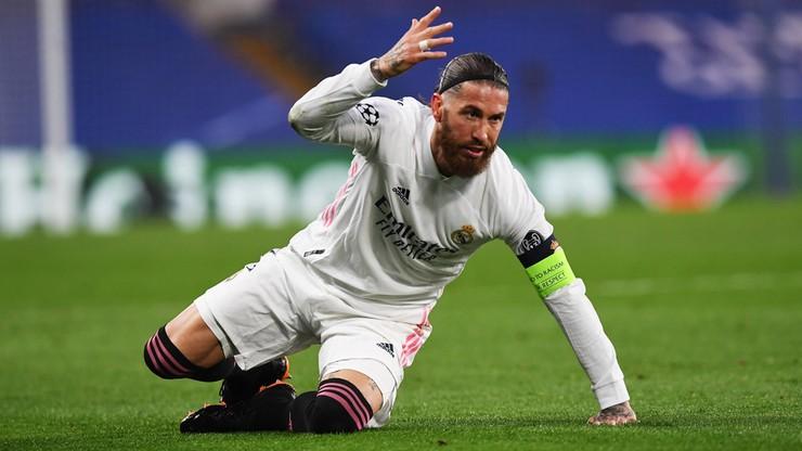 Ogromny cios dla Realu Madryt! Sergio Ramos znów kontuzjowany