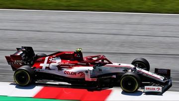 Formuła 1: Kubica w drugiej dziesiątce na treningu, najszybszy Bottas