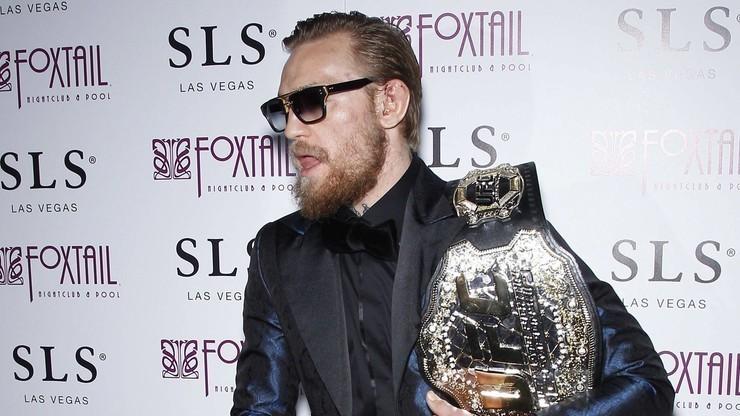 McGregor z niechlubnym rekordem