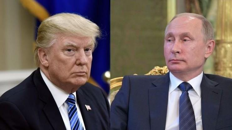 Pierwsze spotkanie Putina z Trumpem 7 lipca w Hamburgu