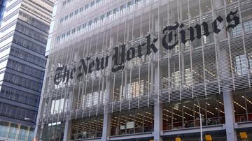 "Domniemani rosyjscy hakerzy zaatakowali ""NYT"" i inne media w USA"