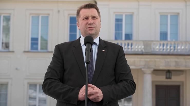 """Przemysław Czarnek o Barbarze Nowak. """"Jeden z najlepszych kuratorów w historii"""" - Polsat News"""