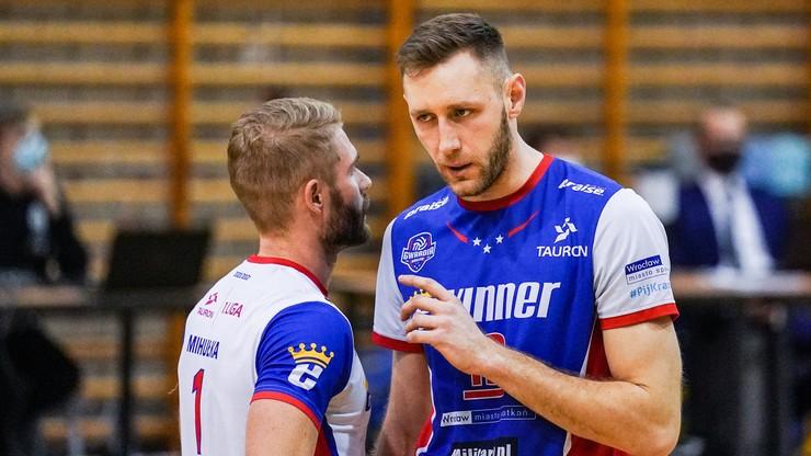 TAURON 1 Liga: BKS Visła Bydgoszcz - eWinner Gwardia Wrocław. Relacja i wynik na żywo
