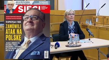 """Julia Przyłębska """"Człowiekiem Wolności 2017"""" - plebiscyt tygodnika """"Sieci"""""""
