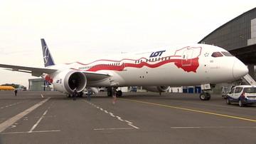 Bodnar pyta o odwołany lot do Toronto. LOT zapewnia, że biało-czerwony Dreamliner nie mógł polecieć