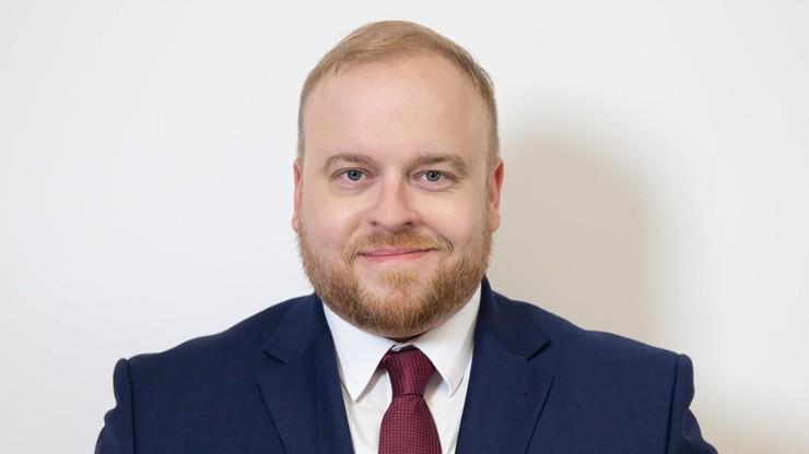 Rzecznik MSZ Łukasz Jasina. Bart Staszewski: jeśli rzeczywiście jest gejem, należy o tym mówić